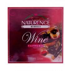 Naturence Facial kit - Wine , 80GM