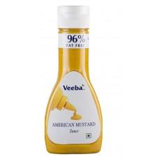 Veeba - American Mustard Sauce, 310 GM