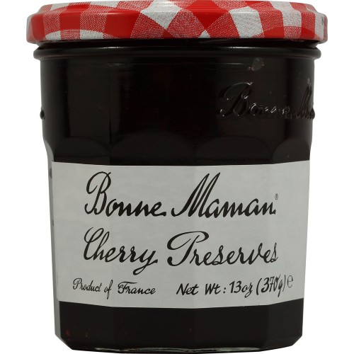 Bonne Maman - Cherry Preserves, 370 GM