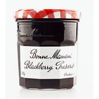 Bonne Maman - Blackberry Preserve, 370 GM