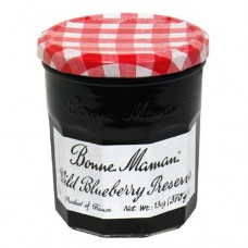 Bonne Maman -  Wild Blueberry Preserve, 370 GM