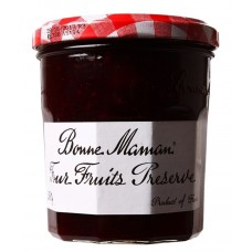 Bonne Maman - Four Fruits Preserve, 370 GM