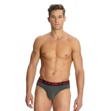 Jockey - Charcoal Melange Bikini Brief , Pack of 1