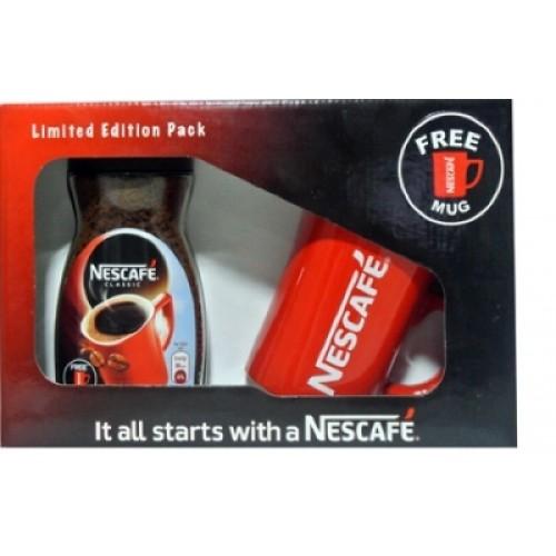 Nescafe Coffee - Classic (Free Mug) 100GM