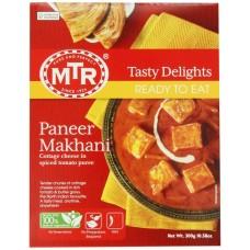 Mtr Ready To Eat - Paneer Makhani , 300GM