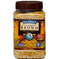 Daawat Basmati Rice - Brown Rice