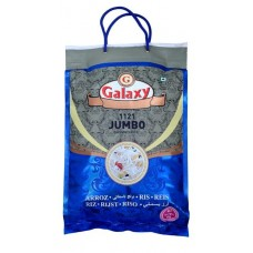 Galaxy Basmati Rice - Jumbo, 5 KG Pack