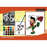 Classmate - Drawing Notebook Large , 40 Pages