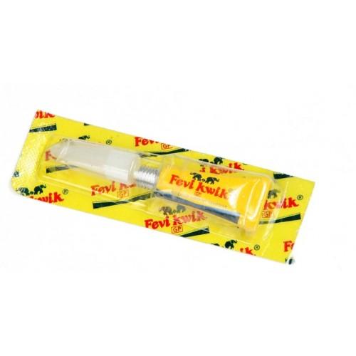 Fevi Kwik Adhesive - One Drop Instant , 1GM