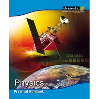 Classmate Practical Notebook - Physics , 116 Pages