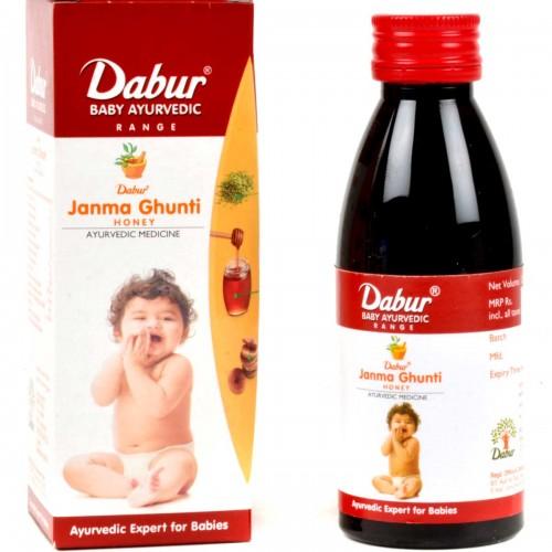 Dabur Janma Ghunti - Honey