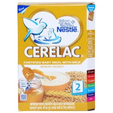 Nestle Cerelac  -  Wheat Honey (Stage 2) , 300GM