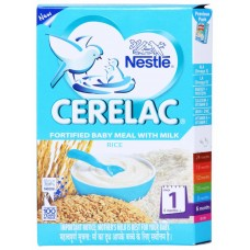 Nestle Cerelac  - Rice (Stage 1) , 300GM