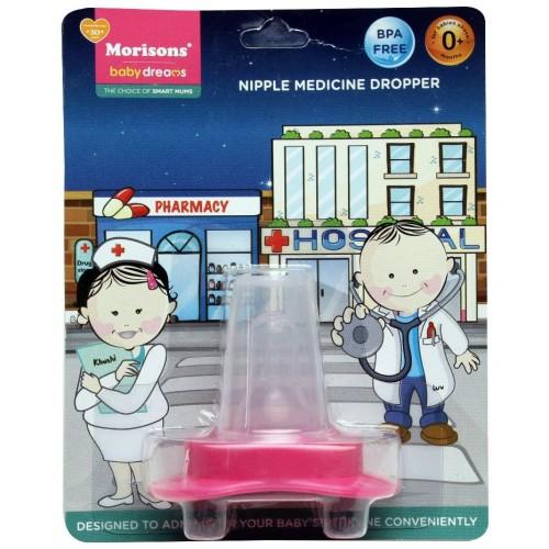 Morisons - Nipple Medicine Dropper , 1PC