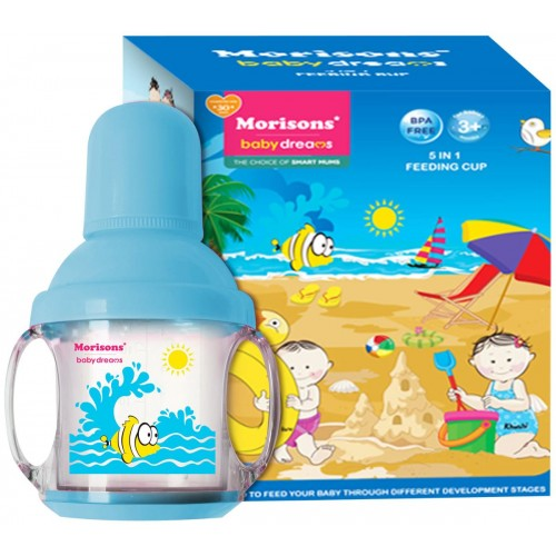 Morisons  - 5 IN 1 Feeding Cup , 1PC
