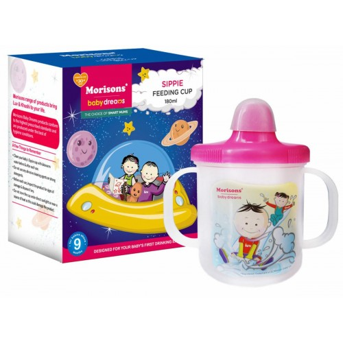 Morisons  - Sippie Feeding Cup , 180 ML