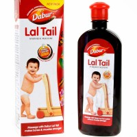 Dabur Lal Tail - Ayurvedic Massage Oil