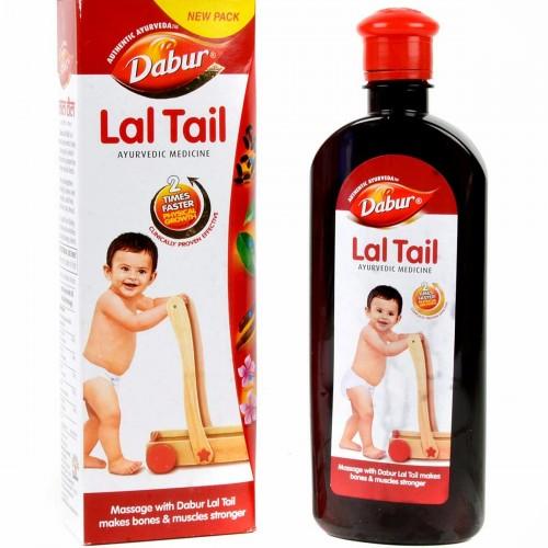 Dabur Lal Tail - Ayurvedic Massage Oil