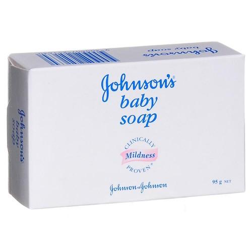 Johnson & Johnson Baby Soap