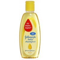 Johnson & Johnson Baby Shampoo - No More Tears