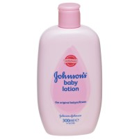 Johnson & Johnson Baby Lotion