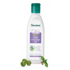 Himalaya Baby Massage Oil - Winter Cherry & Olive