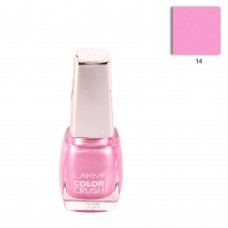 Lakme Color Crush - Number 14 , 1PC