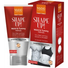Vlcc Body Shape Up - Waist & Tummy Trim Gel 200 GM