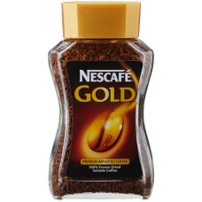 Nescafe Premium Imported Coffee - Gold , 100GM