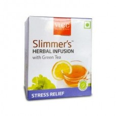 Vlcc Slimmers Green Tea - Stress Relief