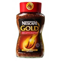 Nescafe Coffee Gold - Decaffeinated , 100Gm Jar