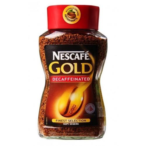 Nescafe Coffee Gold - Decaffeinated , 100Gm Jar