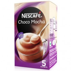 Nescafe Coffee - Choco Mocha , 5 Sachets Of 15 GM Each