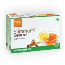Vlcc Slimmers Green Tea - Anti Oxident