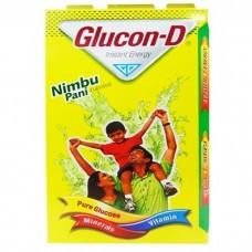 Glucon-D Pure Glucose - Nimbu Paani