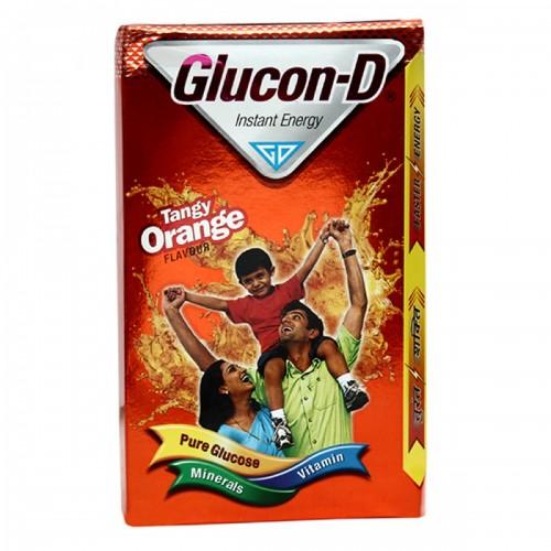 Glucon-D Pure Glucose - Tangy Orange