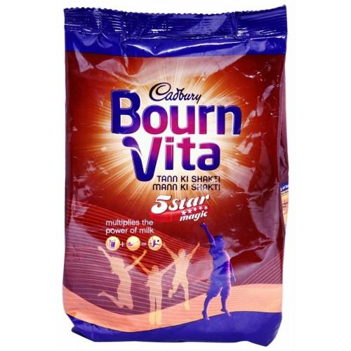Cadbury Bournvita - 5 Star Magic , 500 Gm Pouch