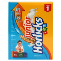 Junior Horlicks 123 Stage 1  - Original Refill , 500 GM