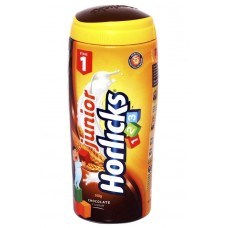 Junior Horlicks 123 Stage 1  - Chocolate  Jar , 500 GM