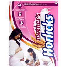 Mother Horlicks - Vanilla Refill , 500 GM