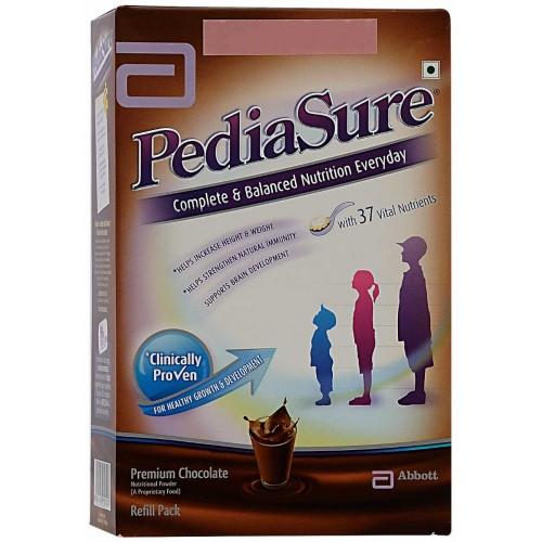 Pediasure Nutrition Powder - Premium Chocolate Refill
