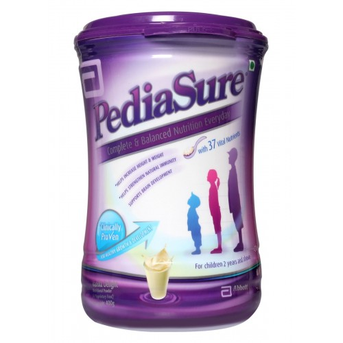 Pediasure Nutrition Powder - Vanilla Delight , Jar