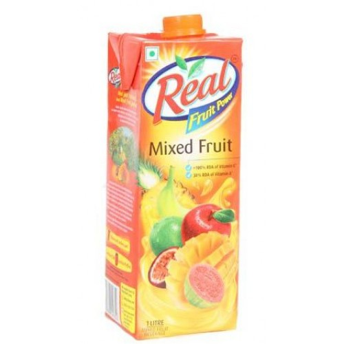 Real Fruit Power Juice - Mixed Fruit