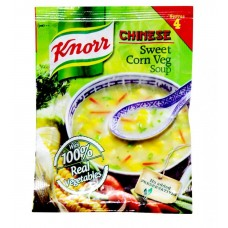 Knorr Chinese Soup - Sweet Corn Veg