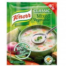 Knorr Classic Soup - Mixed Vegetable Soup , 45 GM Pouch