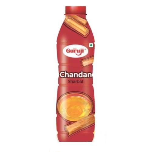 Guruji Sharbat - Chandan , 750 ML