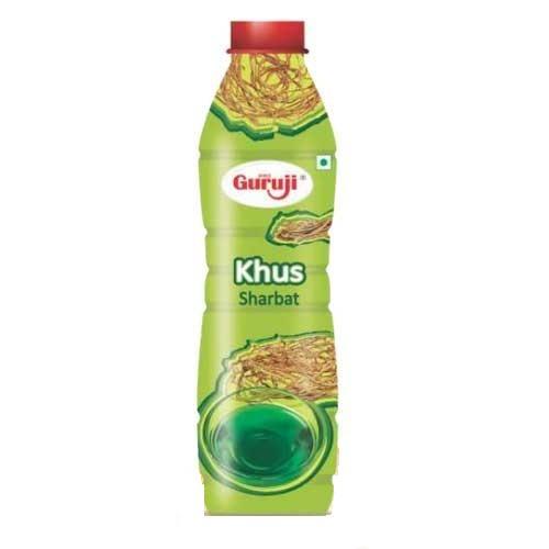 Guruji Sharbat - Khus , 750 ML