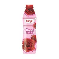 Guruji Sharbat - Rose , 750 ML