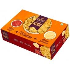 Nachos Combo (Nachos Plus Cheese Jalapeno Dip)