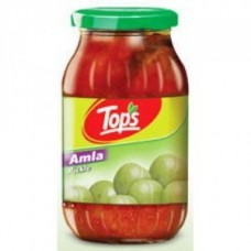 Tops Pickle - Amla, 400 GM